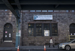 the entrance to prevention point philadelphia